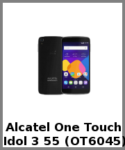 Alcatel One Touch Idol 3 55 (OT6045)