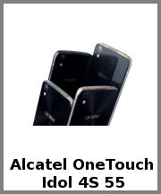 Alcatel OneTouch Idol 4S 55