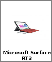 Microsoft Surface RT3