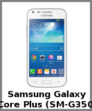 Samsung Galaxy Core Plus (SM-G350)