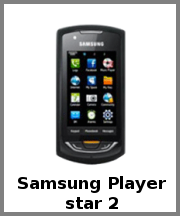 Samsung Player star 2