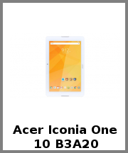 Acer Iconia One 10 B3A20