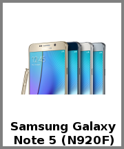 Samsung Galaxy Note 5 (N920F)