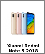 Xiaomi Redmi Note 5 2018